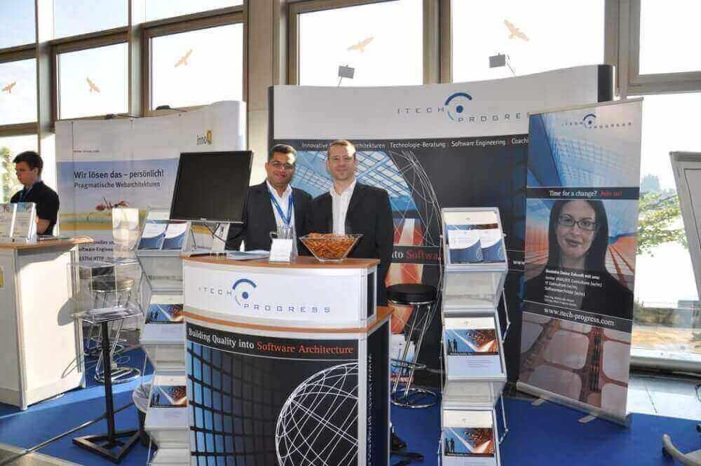 ITech Progress engagiert sich auf der JAX 2011
