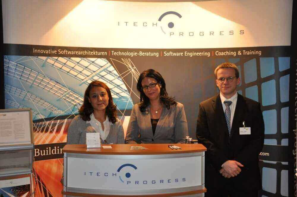 ITech Progress engagiert sich auf den 16. ObjektSpektrum Information Days