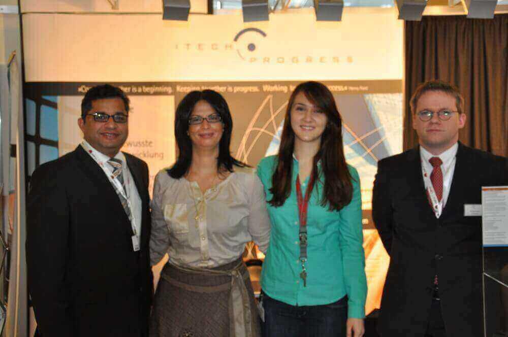 ITech Progress GmbH erstmals als Silbersponsor auf der OOP vertreten
