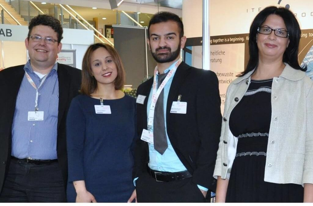 OOP vom 27. – 29.01.2015 in München – ITech Progress überzeugt gleich mehrfach – Wir berichten über die wichtigsten Trends sowie Highlights der diesjährigen OOP
