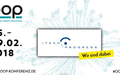 """OOP 2018 – ITech Progress mit dem Trendthema """"Blockchain"""" vertreten"""
