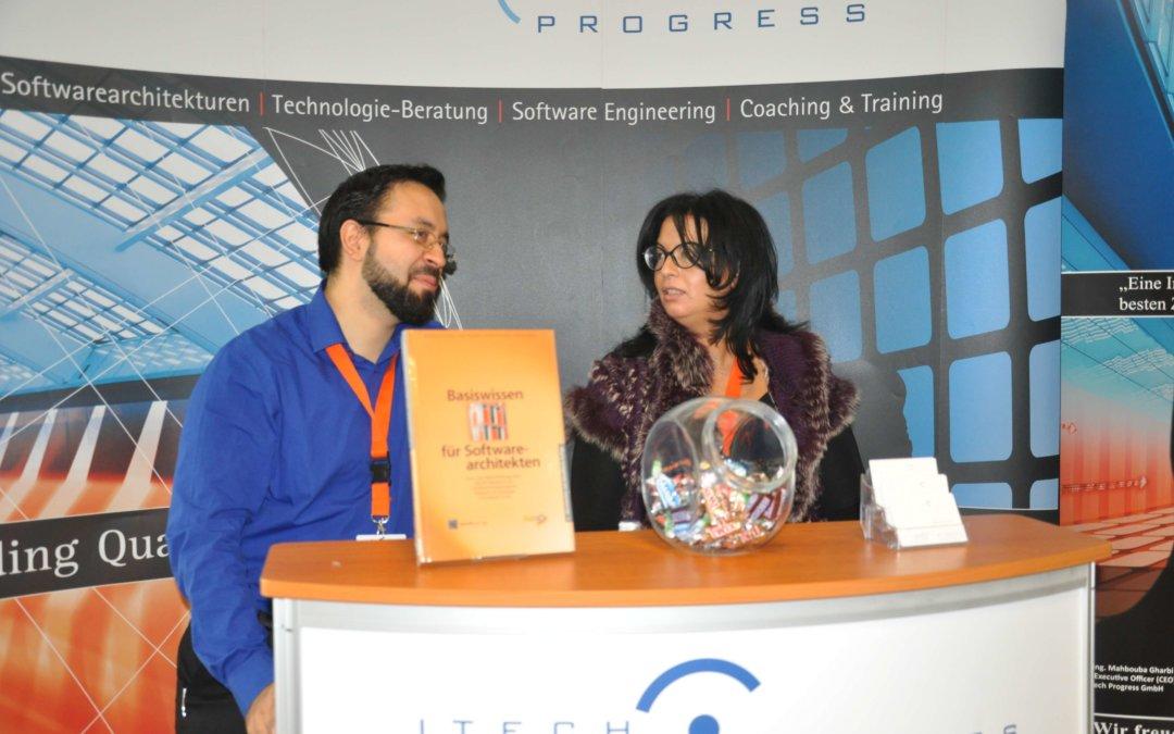 ITech Progress begeistert mit einleuchtendem Vortrag und umfangreichem Schulungsangebot