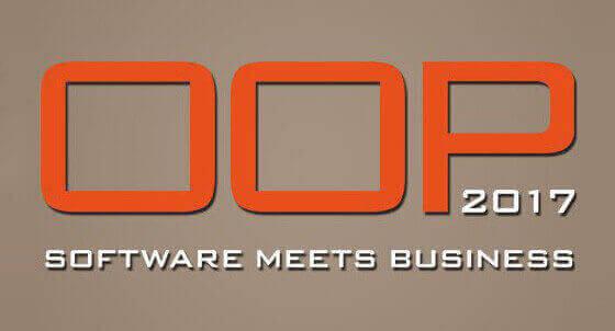 OOP: Seit Jahren ein fester Termin im Kalender von IT-Professionals