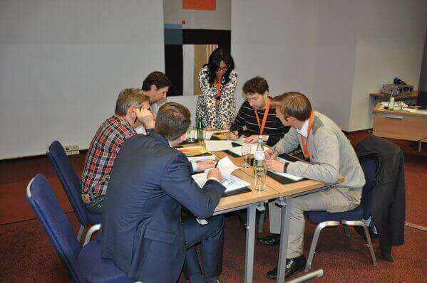 """Vortrag """"Theorie leuchtet ein – Praxis ist einleuchtender"""" auf dem QS-Tag 2015"""