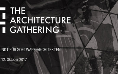 Aktuelle Trends in der Softwarearchitektur – TAG 2017 in München