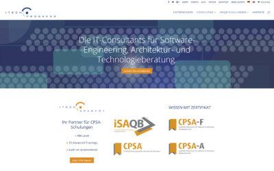 Vorgestellt: Die neue itech-progress.com