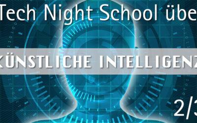 ITech Night School über Künstliche Intelligenz (2/3)